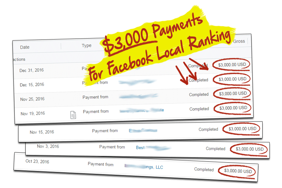 Facebook's new 'local directory' 成为第一个提供Facebook本地服务的顾问(Facebook Local Raider)