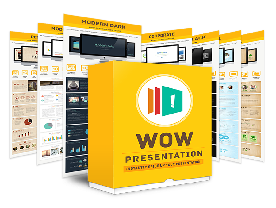 How To Spice Up Your Presentation Instantly! No Design. No Coding.(WOW Presentation)