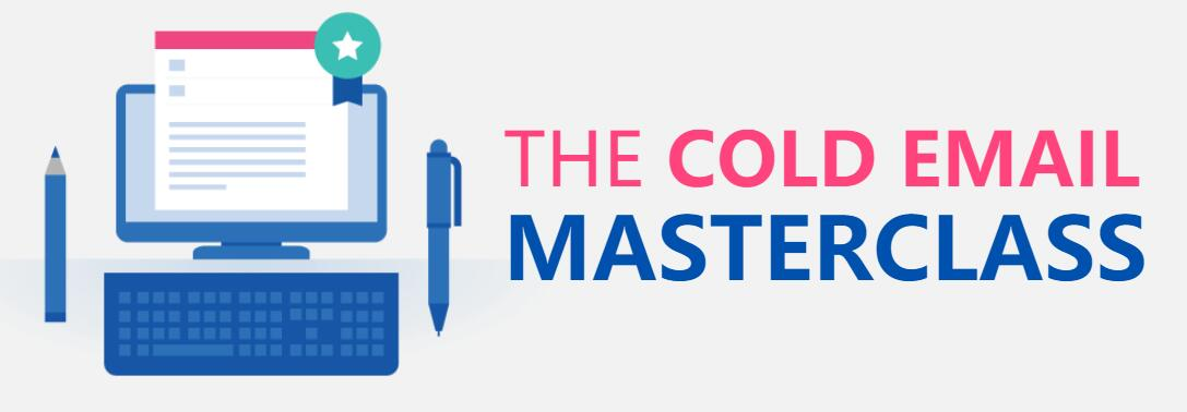 The Cold Email MasterClass from Mailshake