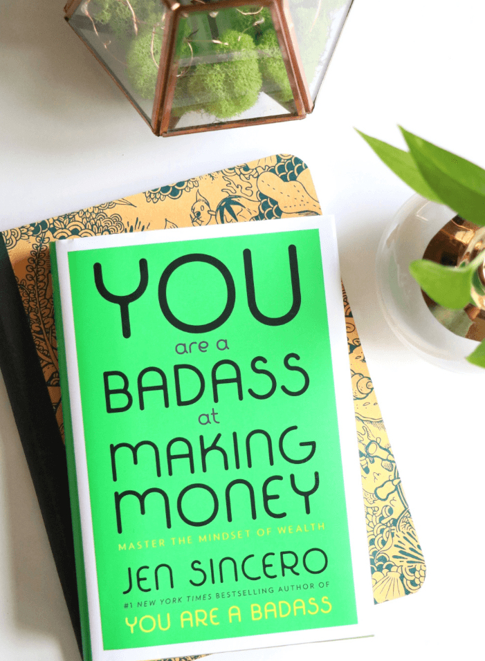 a life-changing guide to making the kind of money you've only ever dreamed of(You Are a Badass at Making $$$$$$$)